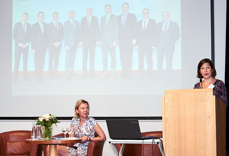 Forum franco-allemand au féminin - Miriam Hartlapp