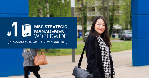 QS Ranking Strategic Management 2019