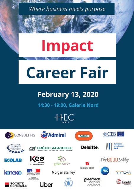 Impact career day update
