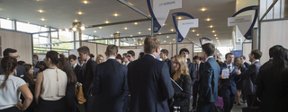 HEC Career Fair Seen as Roaring Success by Students and Companies - HEC paris 2018
