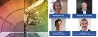 AI, Robotics and Work photo plenary session speakers final