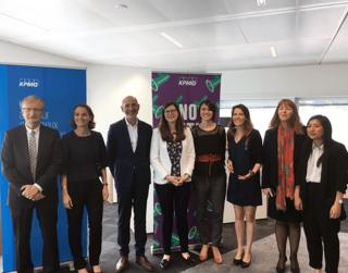 ©HEC Paris - Signature convention KPMG - HEC Paris - mai 2019