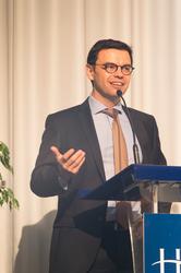 Rodolphe Durand, Professeur de Stratégie à HEC, Directeur Académique du Centre S&0 (Society and Organizations), Joly Family Professor of Purposeful Leadership.