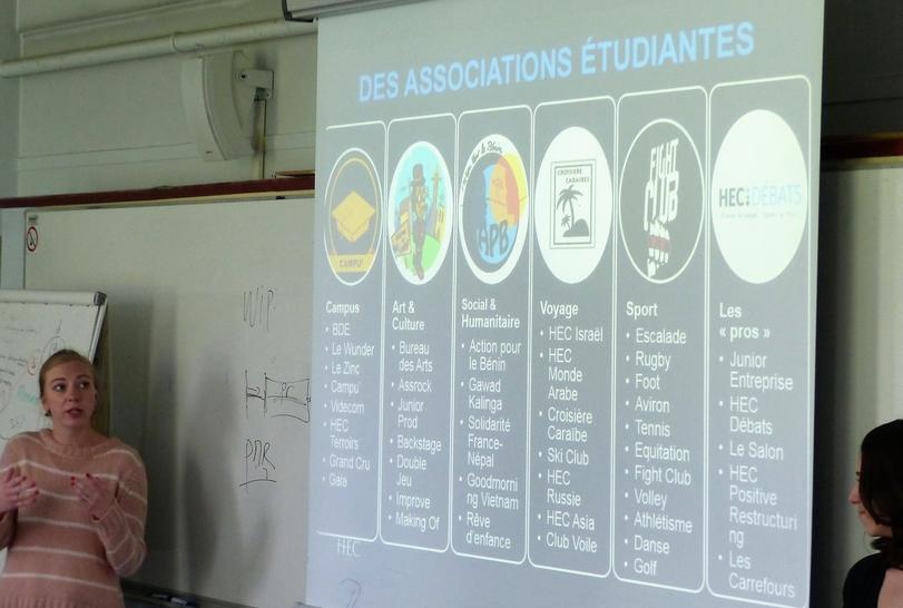 Initiatives étudiantes EDC