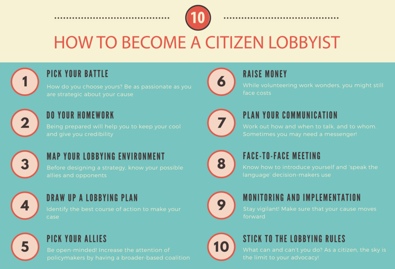 Infographic_10 steps to become a citizen lobbyist_Alemanno