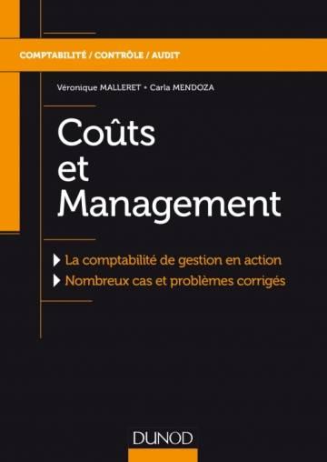 Livre: Coûts et Management, Véronique Malleret