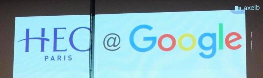 HEC X Google