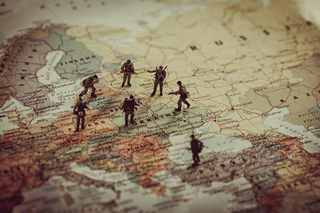 conflict world map ©kirill_makarov-AdobeStock