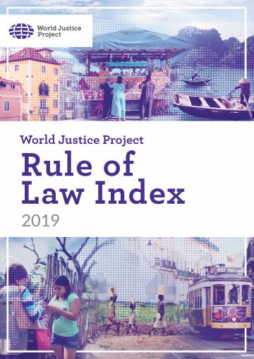 WJP rule of Law Index
