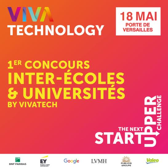 Vivatech contest 2019