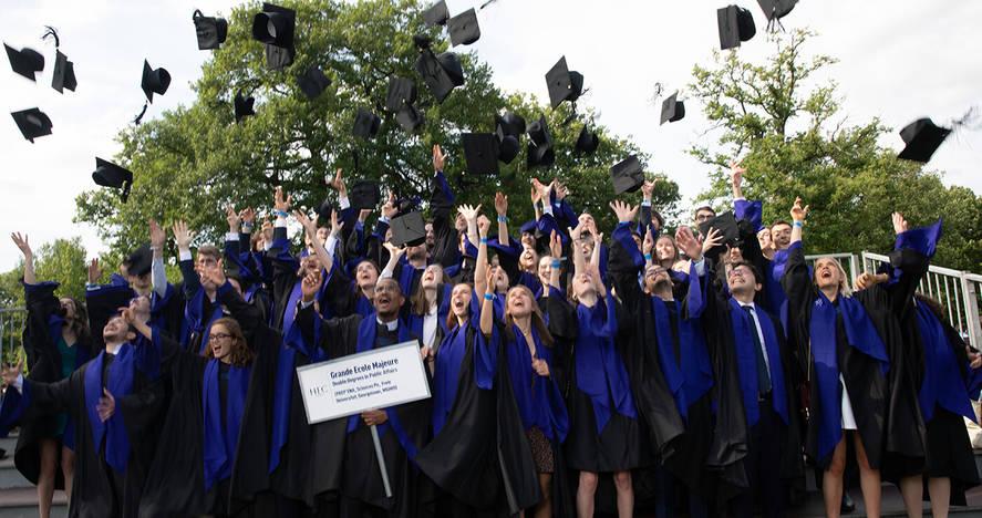 HEC Paris - Commencement Ceremony 2019 - Grande Ecole Graduates
