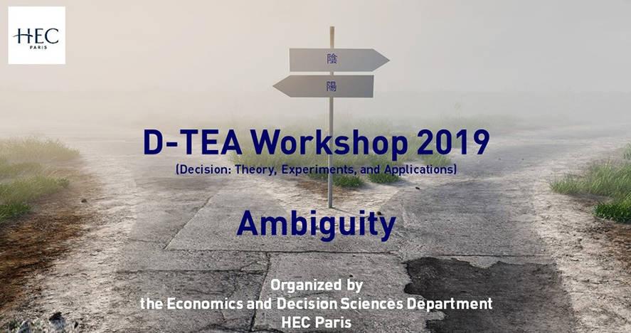 D-Tea 2019 - HEC Paris