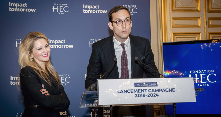 Impact Tomorrow - June 20, 2019 - Victor Lugger, Sabine Herlory Rouget
