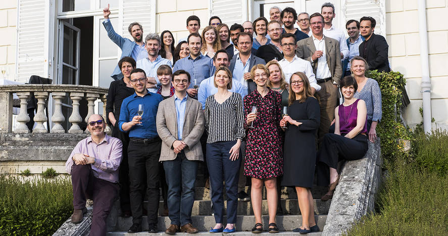 S&O Research Days - May 2019 - Group Picture