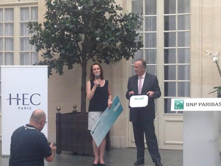Pascale Defline Prix Vernimmen 2017