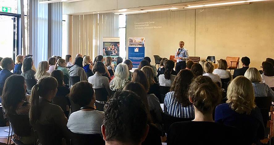 2e forum franco-allemand au féminin - Munich - HEC Paris - Discours d'ouverture