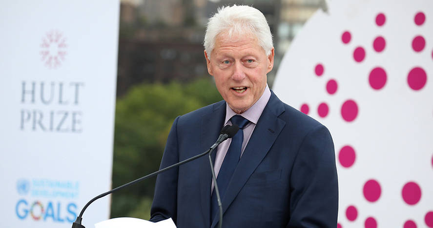 Hult Prize 2019 - Bill Clinton