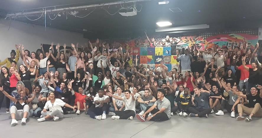 Séminaire PREP'HEC - août 2019 - Photo de groupe