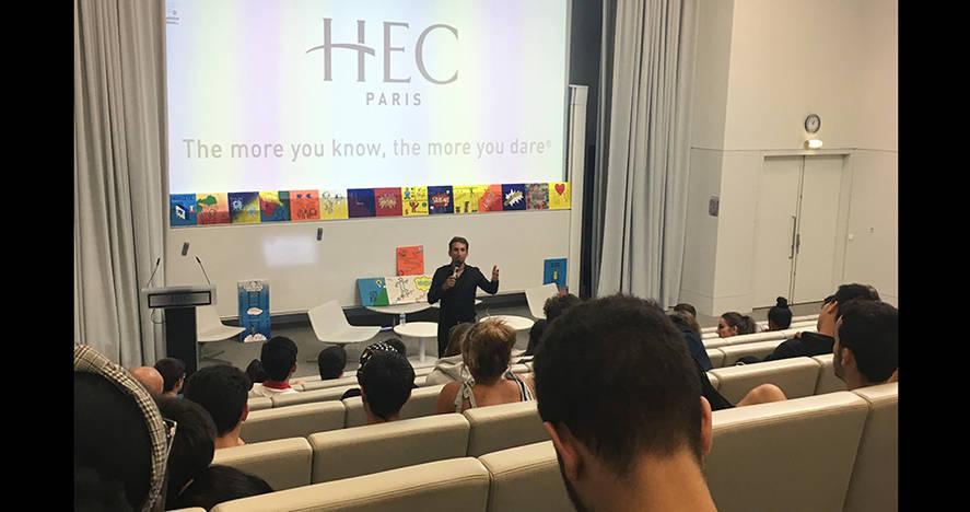 Séminaire PREP'HEC - août 2019 - Eloïc Peyrache