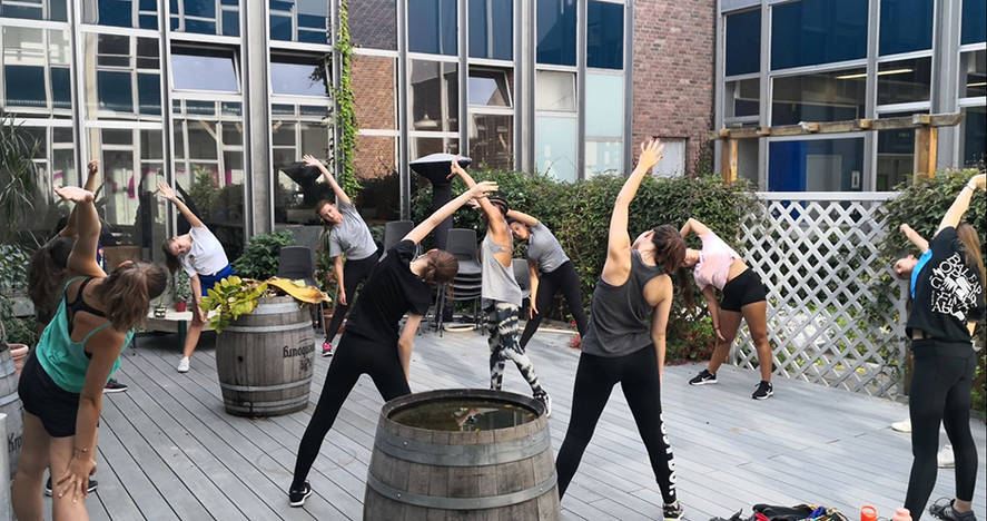 Séminaire PREP'HEC - août 2019 - Yoga