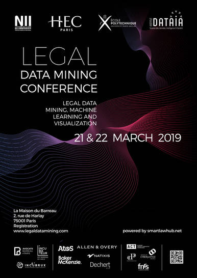 legal data mining poster