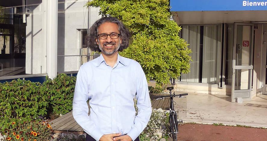 HEC Paris- Professor Ankur Shavda