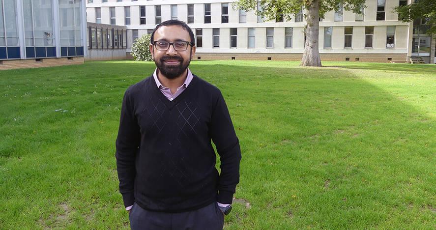 HEC Paris- Professor Santosh Srinivas
