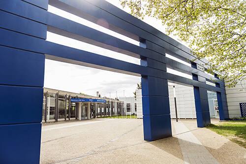 HEC Paris Campus - © Aurelia Blanc