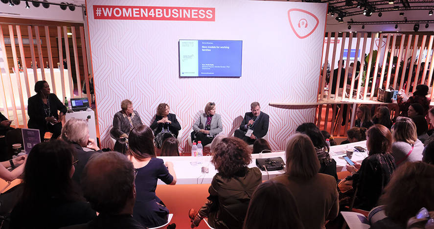 "Women's Forum 2019 - ""Women for Business"" Panel"