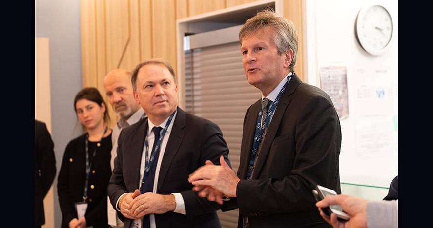 HEC Paris / BRED - 27 janv. 2020 - Marc Vanhuele et Jean Serrière