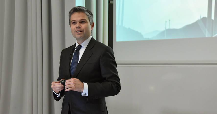 Patrick Perreault - Société Générale - Energy Day - HEC Paris - 4 fév. 2020