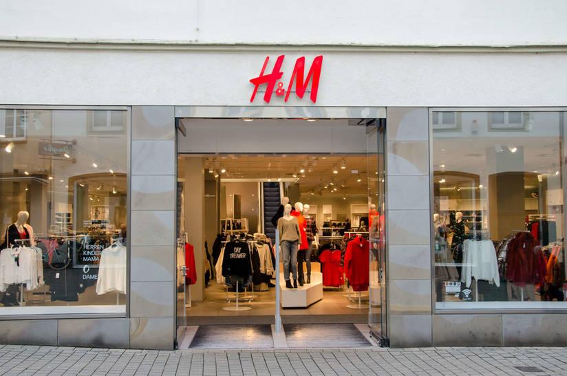H&M store - oleksandr lucenko on adobestock
