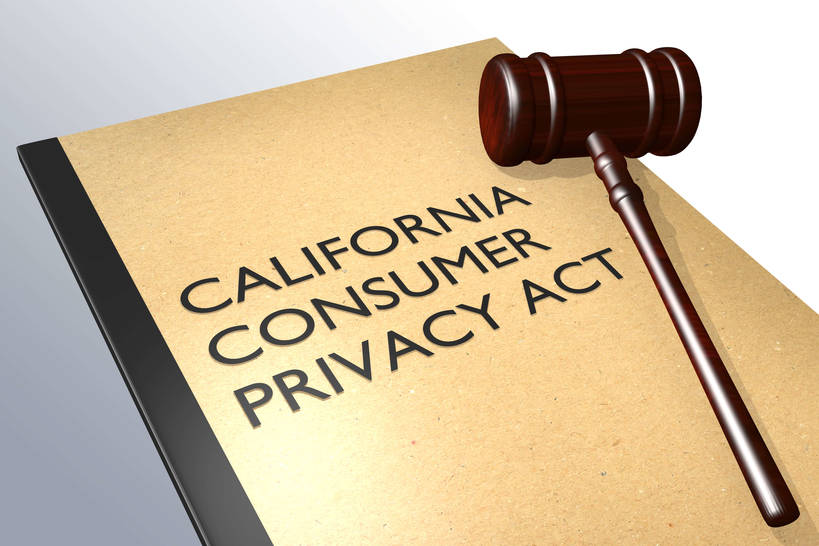 california consumer privacy act