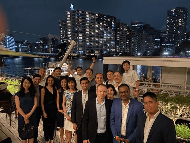 July 7. 2020: Alumni gathering TY Harbor