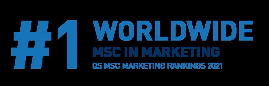 QS Rankings 2021 Marketing
