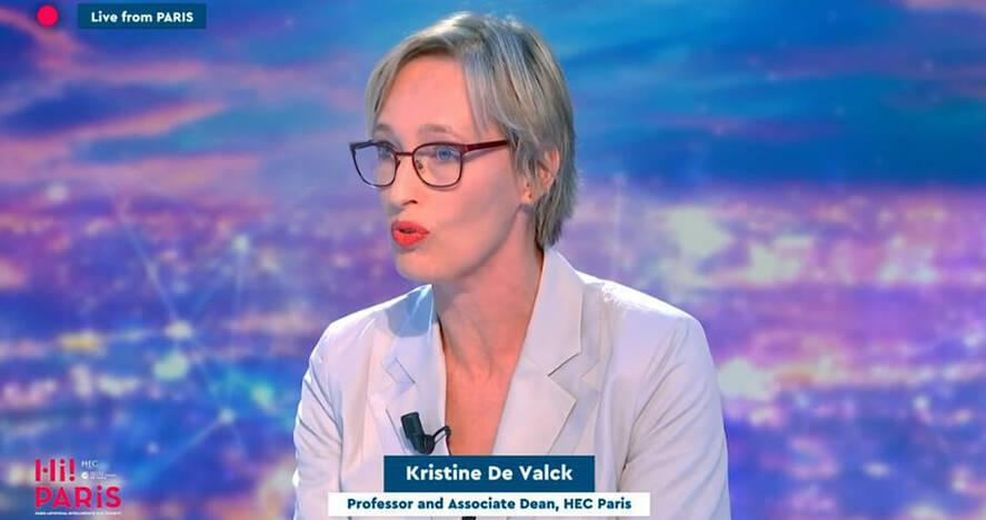 Hi! Paris - Launch - Kristine de Valck