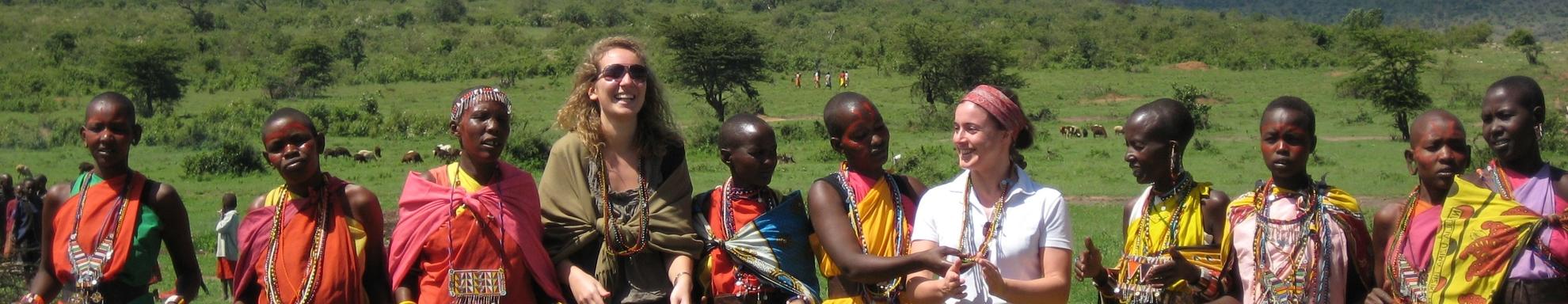 SASI tudy trip in Kenya