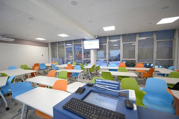 salle T32 HEC