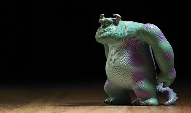 creation process Pixar - eskay lim Adobe Stock