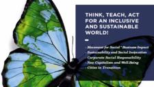 Think, Teach, Act for an Inclusive and Sustainable World! @HECParisSnO par Bénédicte Faivre-Tavignot, HEC Paris