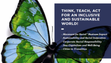 Think, Teach, Act for an Inclusive and Sustainable World! @HECParisSnO par Bénédicte Faivre-Tavignot, HEC Paris
