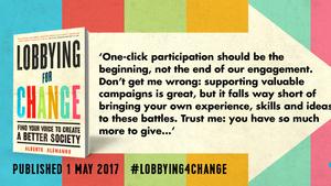 Lobbying for change - Alberto Alemanno - HEC Paris