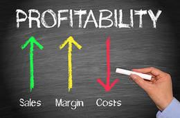 Profitability graph - ©DOC RABE Media-AdobeStock
