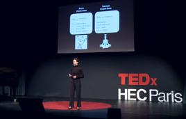 Anne Laure Sellier at TEDxHEC Paris