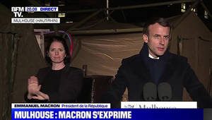 Speech Macron economic reforms coronavirus