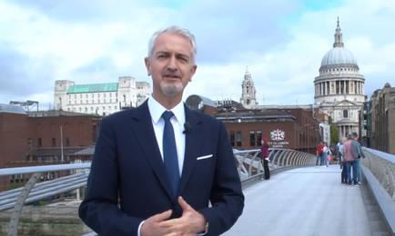 Olivier Bossard MIF London Study trip