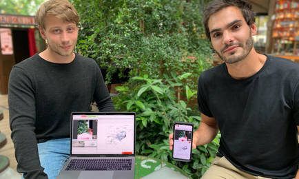 Viibe co-founders