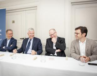 Hubert Joly lance une chaire sur le thème du Purposeful Leadership à HEC Paris
