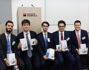 HEC-team-wins-societe-generale-corporate-finance-competition