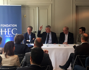 HEC Paris - Joly Family Endowed Chair in Purposeful Leadership